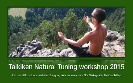 NEW SlideShow / Taikiken Natural Tuning workshop 2015